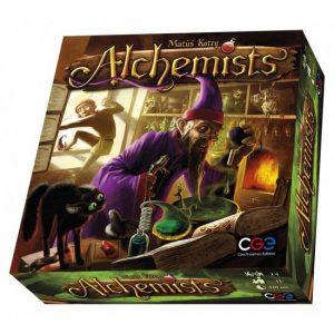 Alchemists Spel