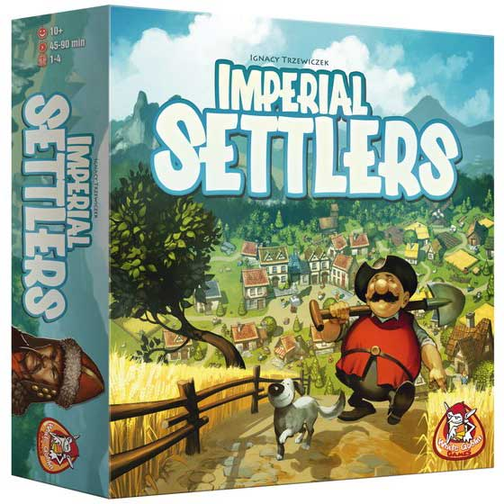 Imperial Settlers Spel