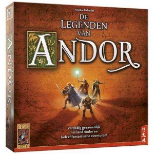 De Legende van Andor Spel