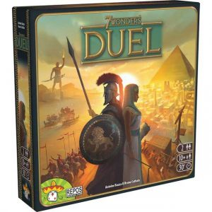 7 Wonders: Duel Spel