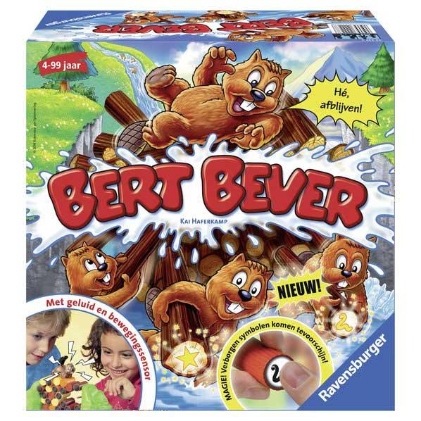 Bert Bever Spel - Ravensburger