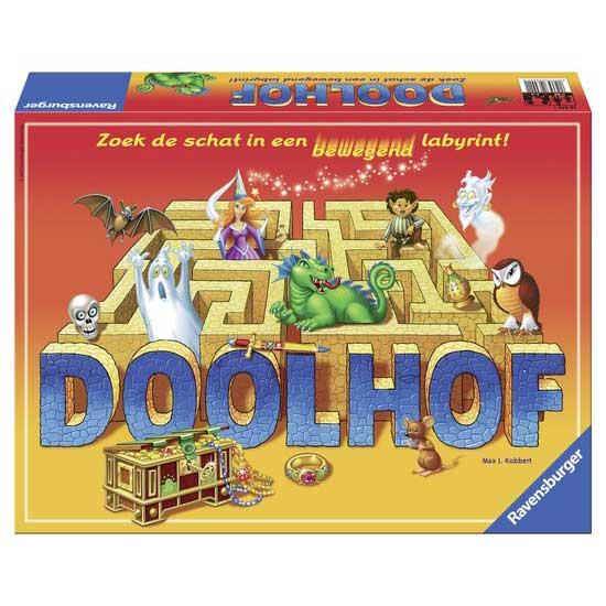 Betoverende Doolhof Spel
