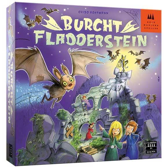 Burcht Fladderstein Spel
