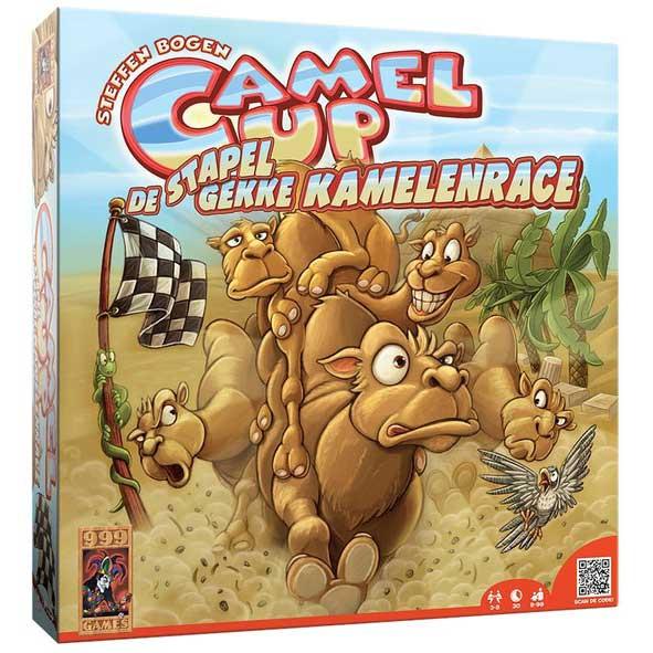 Camel Up Spel