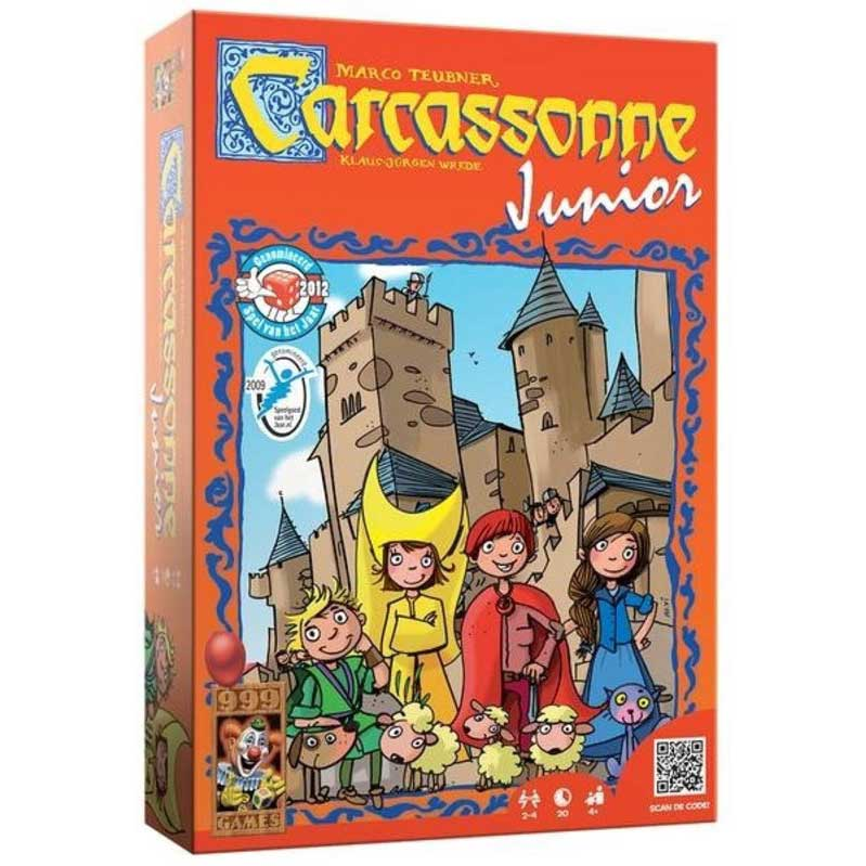 Carcassonne Junior Spel