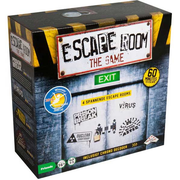 Escape Room: The Game Spel