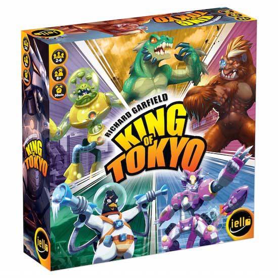 King of Tokyo Spel
