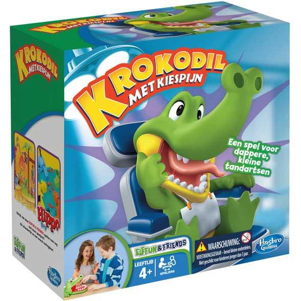 Krokodil met Kiespijn Spel