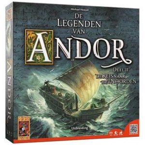Legenden van Andor: De Reis naar het Noorden Uitbreiding