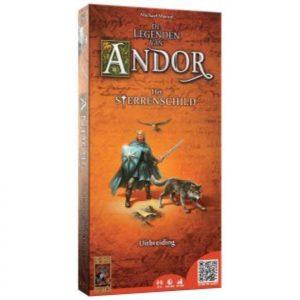 Legenden van Andor: Sterrenschild Uitbreiding