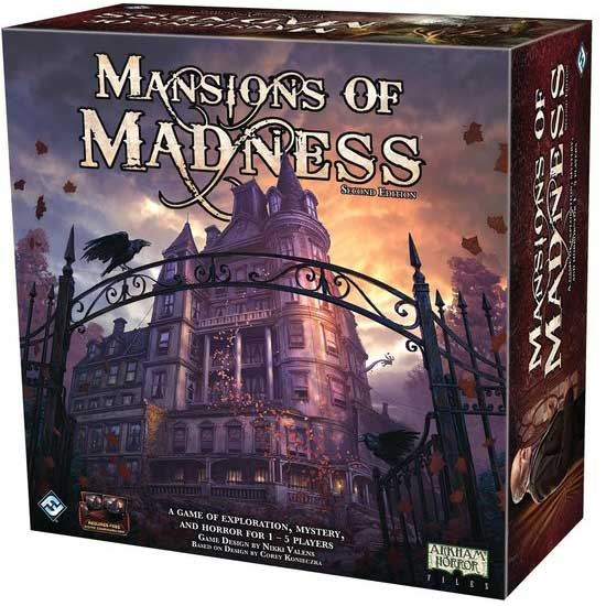 Mansions of Madness Spel