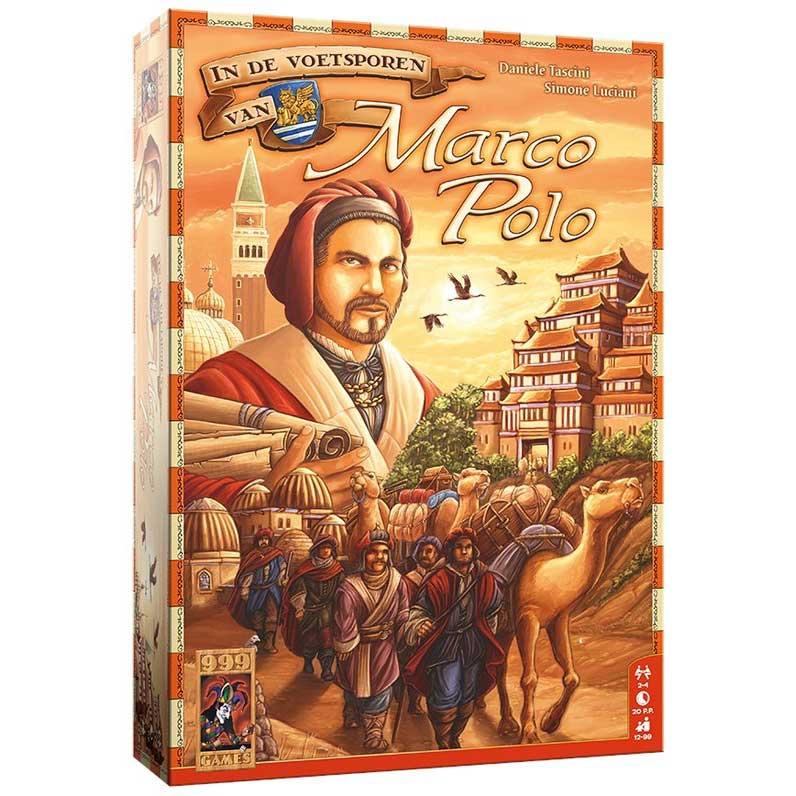 In de voetsporen van Marco Polo Spel