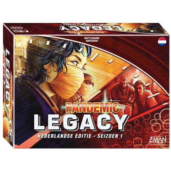 Pandemic: Legacy spel
