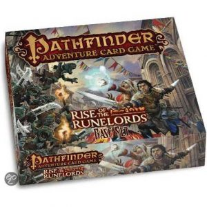 Pathfinder Adventure Card Game: Rise of the Runelords Spel