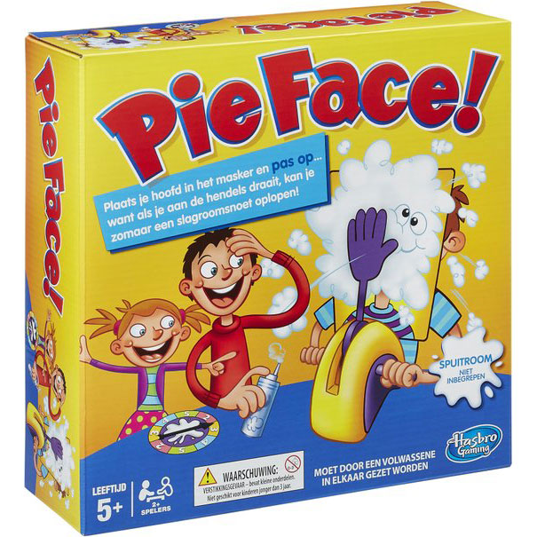 Pie Face Spel