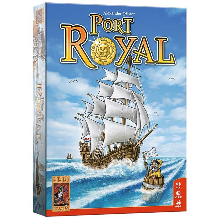 Port Royal Spel