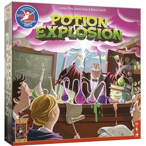Potion Explosion Spel