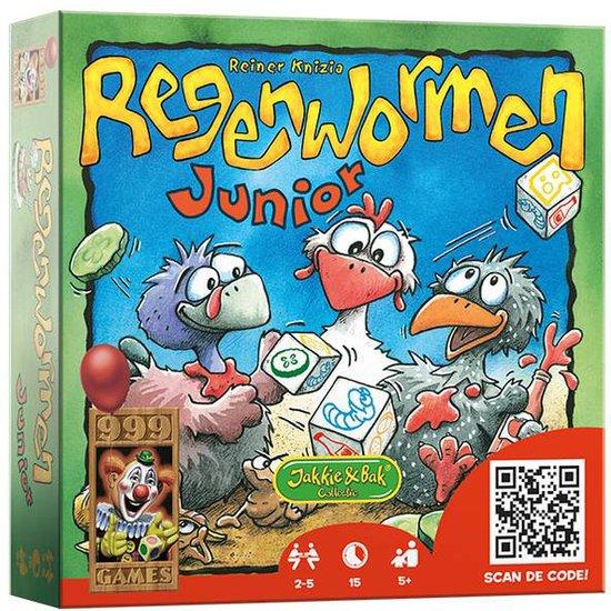 Regenwormen Junior Spel