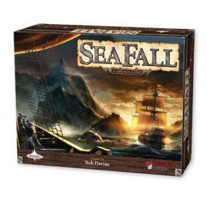 Sea Fall Legacy Spel