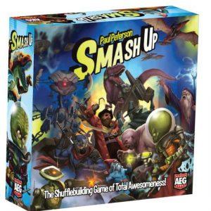 Smash Up Spel