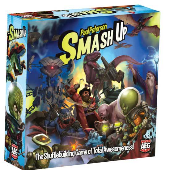 Smash Up Spel