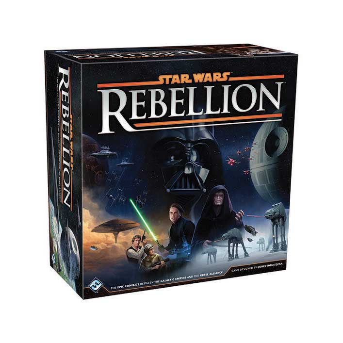 Star Wars: Rebellion Spel