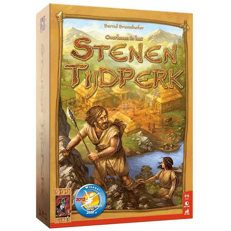 Het Stenen Tijdperk Spel