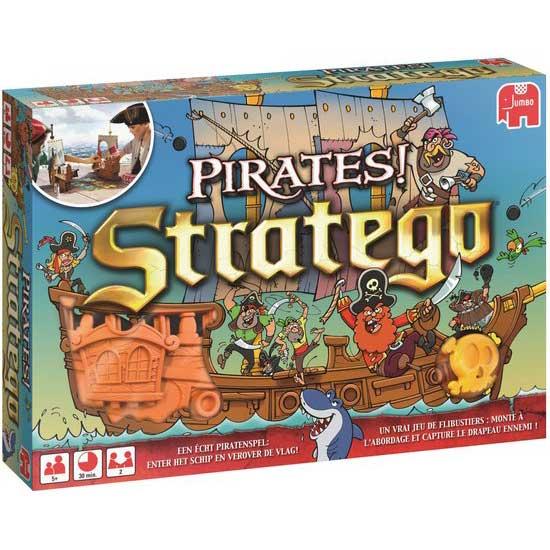 Stratego Pirates Spel