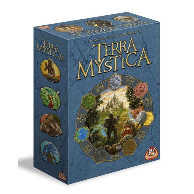 Terra Mystica Spel