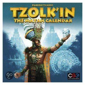 TZOLK'IN: de maya kalender Spel