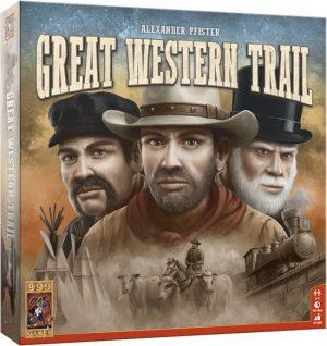 Great Western Trail Spel