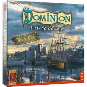 Dominion uitbreiding: Hijs de zeilen