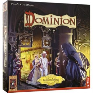 Dominion uitbreiding - Intrige