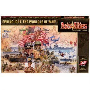 Axis and Allies bordspel