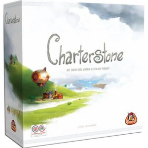 Charterstone Bordspel