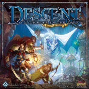 Descent bordspel