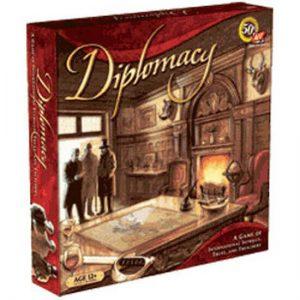 Diplomacy bordspel