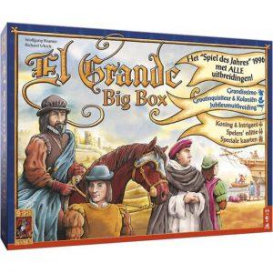 El Grande bordspel