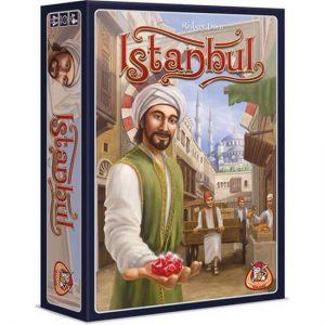 Istanbul bordspel