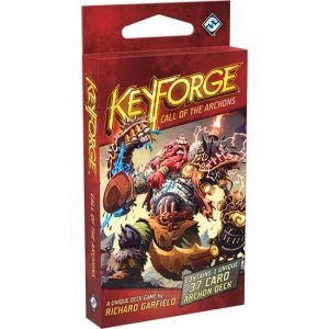 Keyforge: Age of the Archons Deck