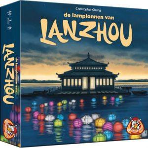 Lampionnen van Lanzhou bordspel