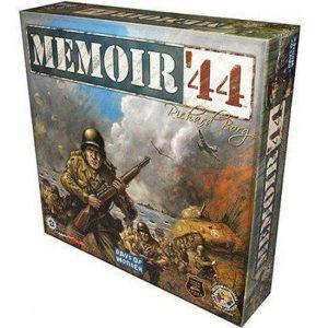 Memoir '44 bordspel