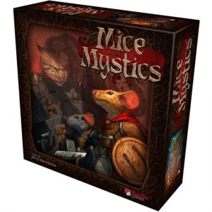 Mice and Mystics bordspel