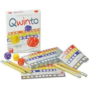 Qwinto Spel
