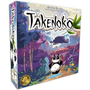 Takenoko bordspel