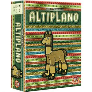Altiplano bordspel