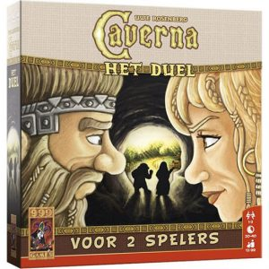 Caverna: Het duel bordspel