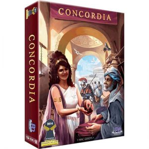 Concordia bordspel