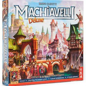 Machiavelli Deluxe Kaartspel