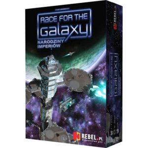 Race for the Galaxy Dobbelspel